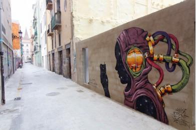 Wijken van Valencia